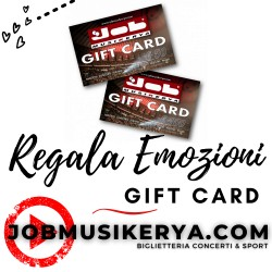 GIFT CARD | REGALA EMOZIONI